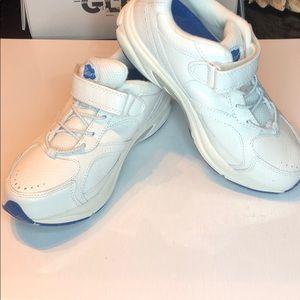 DR COMFORT - 3240 - Spirit White Velcro size 7 W